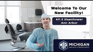 Welcome To Our All New Facility At Michigan Implants And Periodontics