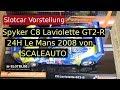 Slotcar Vorstellung: Scaleauto Spyker C8 SC-6051