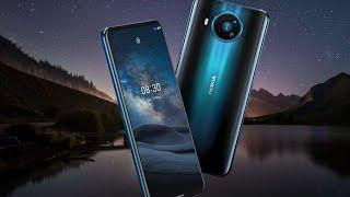 Nokia 8.3 5g. Распаковка и первый взгляд на флагман от Нокиа))