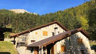 Дом во Франции в горах регион Альп Маритим