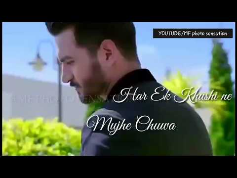 Mera Jahan Jo Tera Hua|Whatsapp Status Videos Lyrics