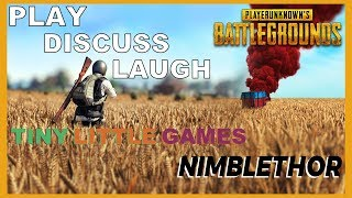 Talking Games & News With Nimble Thor While Playing PUBG Mobile (Part 2)