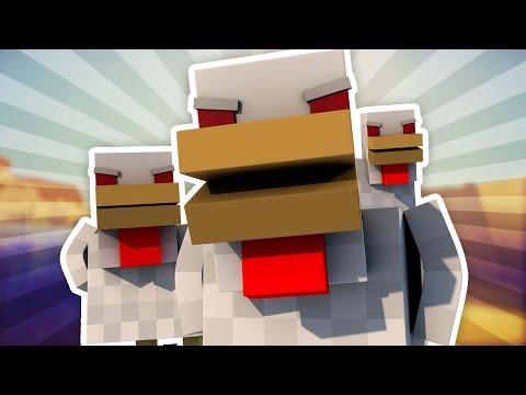 Minecraft | EVIL CHICKENS EVERYWHERE!!!!