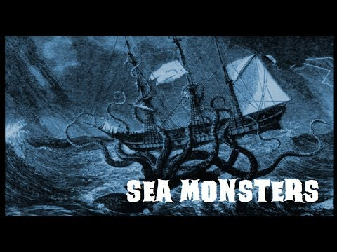 "Tales from the North, a Nordic folklore series | Episode Twenty-One: ""Sea Monsters"""