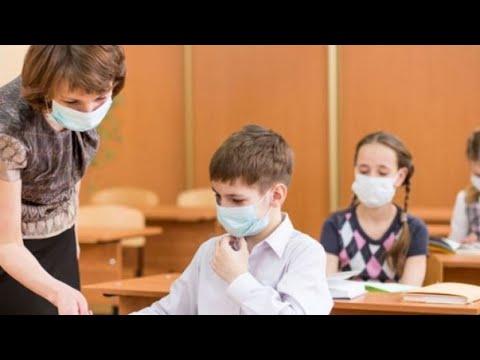 Прививка ко Дню знаний. COVID-19 в СНГ