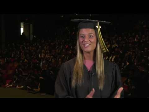 Western Michigan University 4pm  Commencement   April 29, 2017