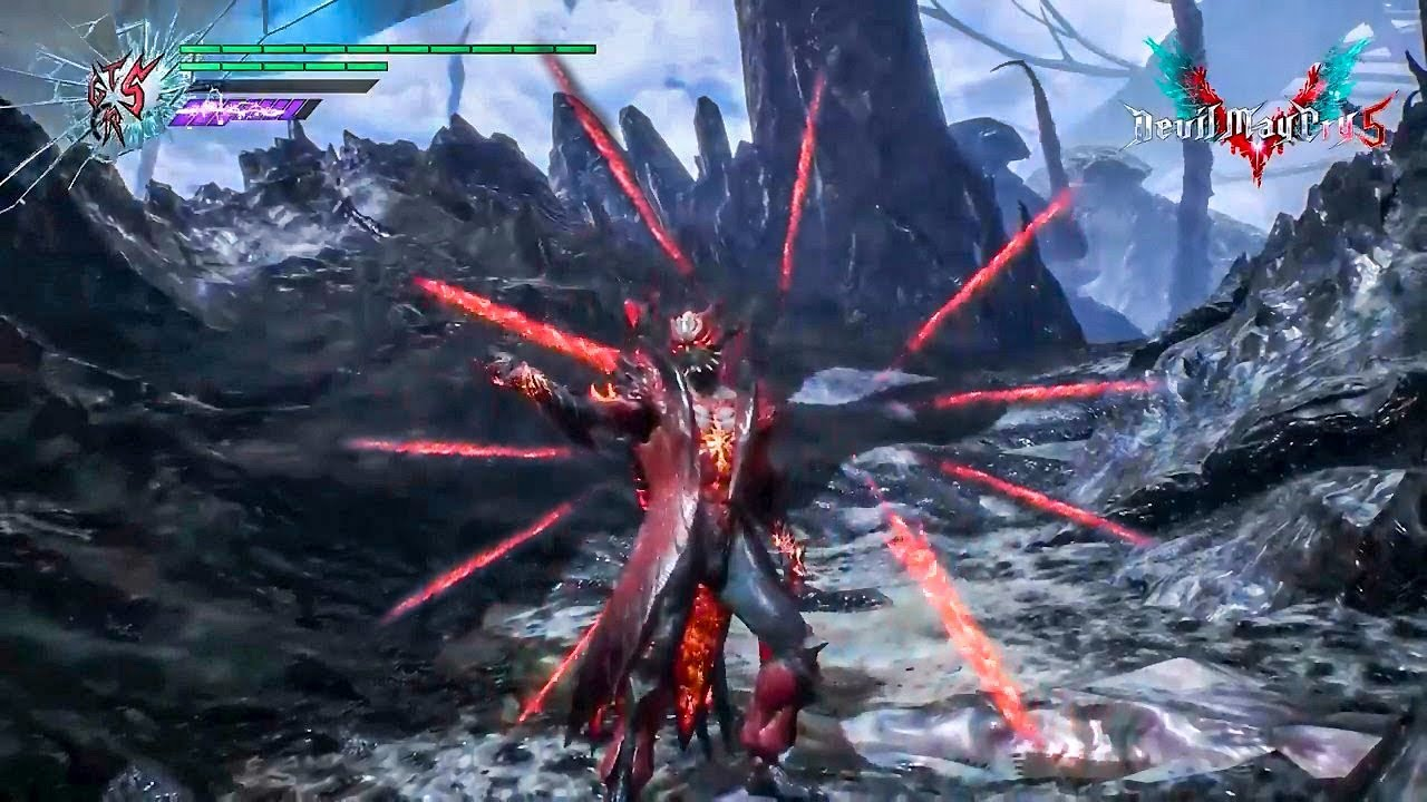 Image result for devil may cry 5 vergil summoned swords