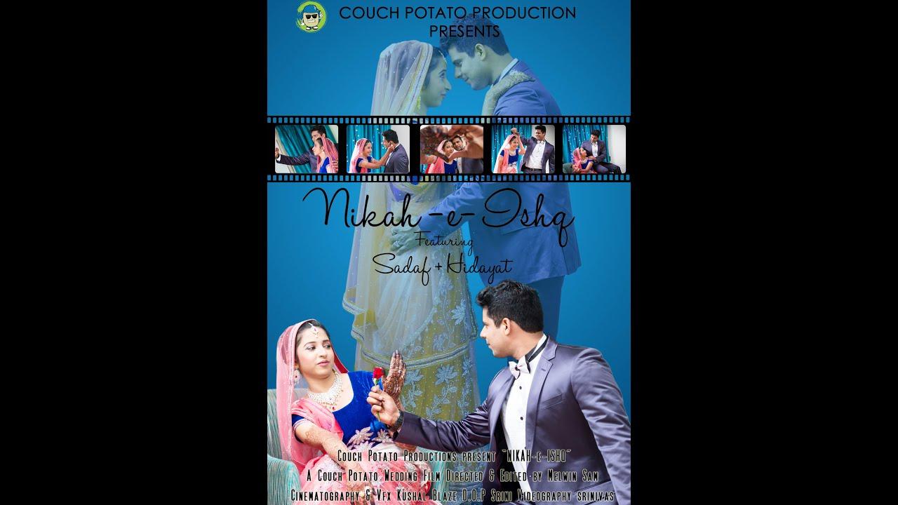 Nikah E Ishq Full Wedding Film CPP Sadaf Hidayat YouTube