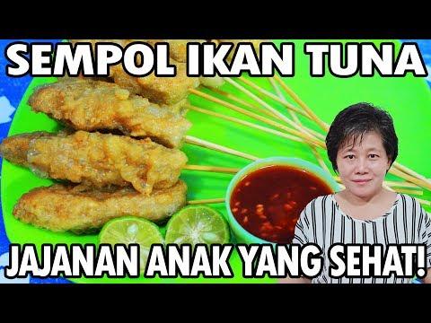Resep : Sempol Ikan Tuna Jajanan Sehat!!!