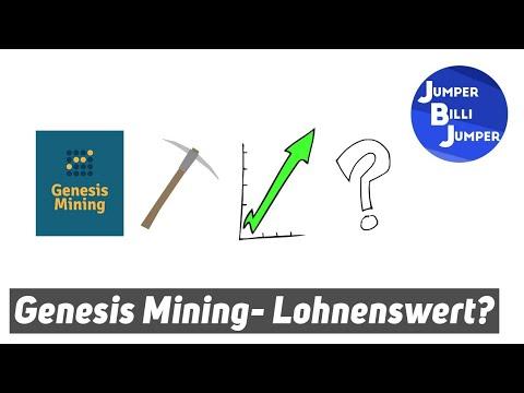 Genesis Mining - Lohnt es sich? - Bitcoin Cloud Mining deutsch