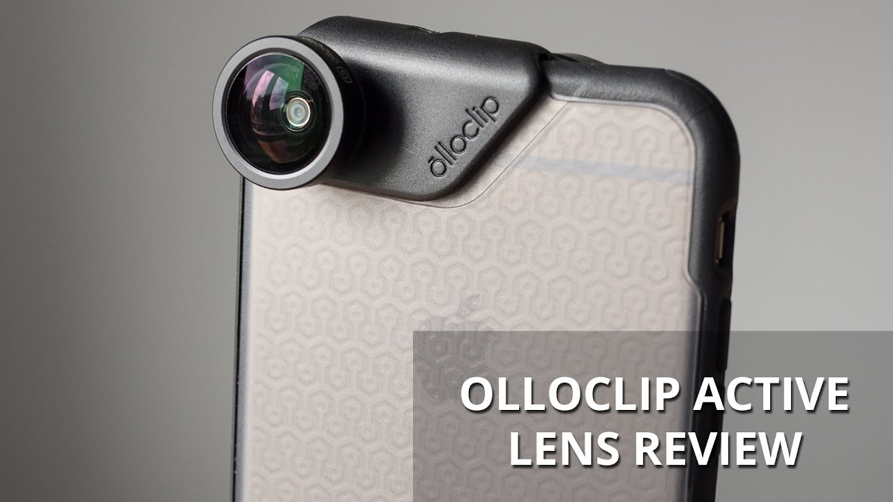 the latest 2287a 91f4c Olloclip Active Lens Review