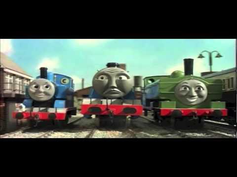 Bongo Bongo Land - a Thomas the wank engine adventure