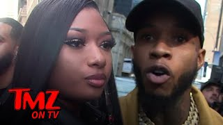 Megan Thee Stallion Claims Tory Lanez Tried to Pay Her Off, He Denies It | TMZ TV