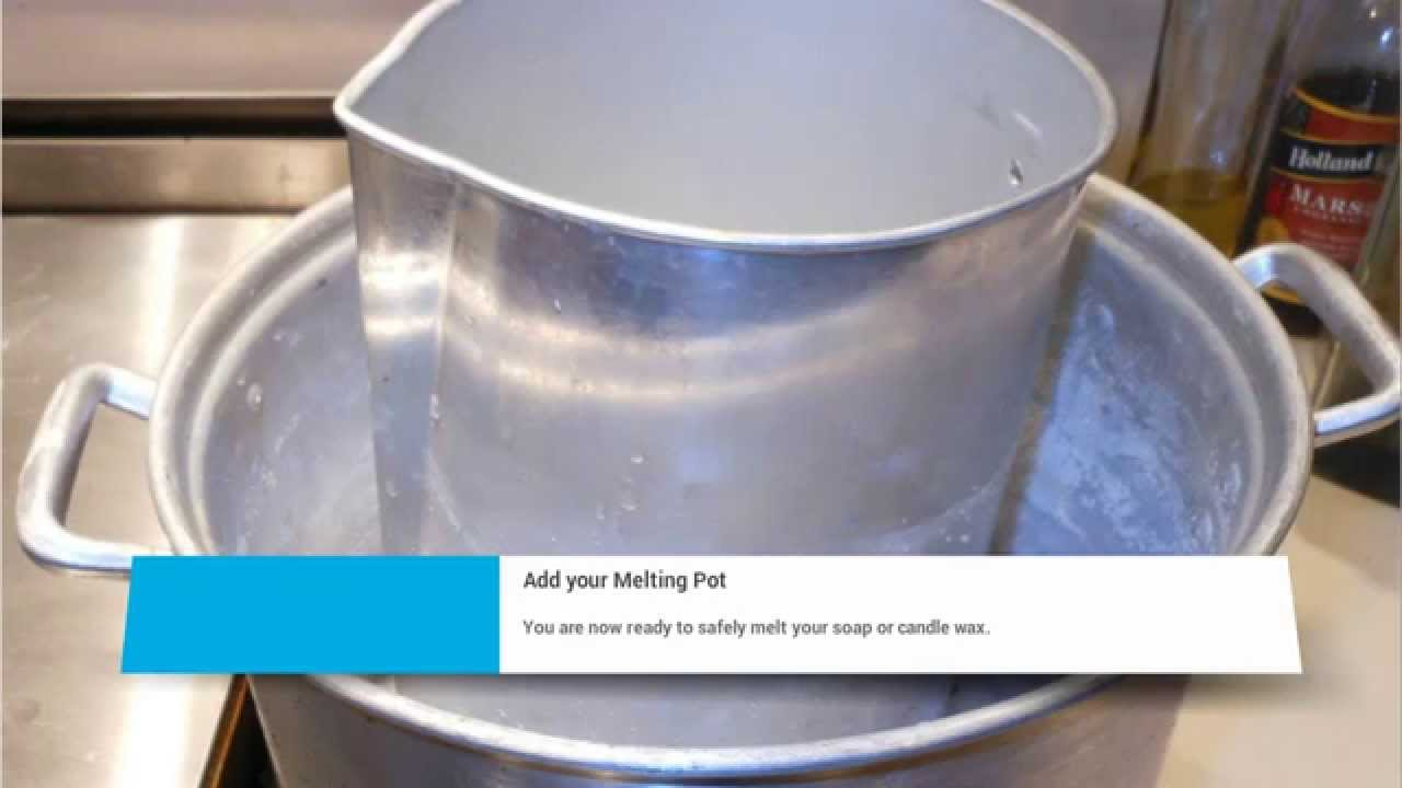 How to Make a Double Boiler - YouTube