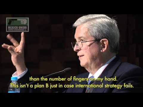 Sergio Ferragut. Foro Internacional: Drogas un balance a un siglo de su prohibición