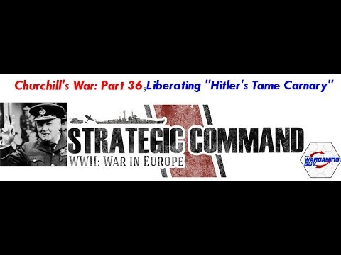 36 Churchills War   Liberating Hitler's Tame Carnary