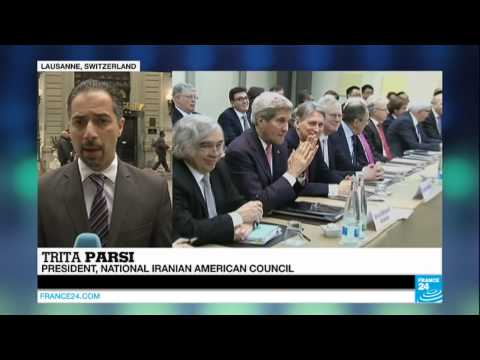 """Iran nuclear talks: """"If there is no deal, there will be a deterioration"""" of US/Iran relations"""