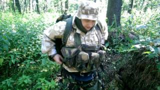Обзор рюкзака Берген. Рюкзак британской армии.