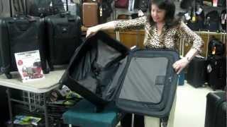 New Tumi Alpha Lightweight Luggage