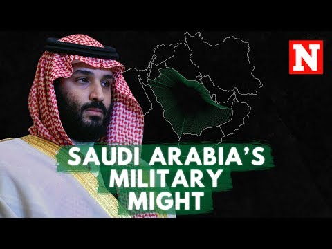 How Strong Is Saudi Arabia's Military?