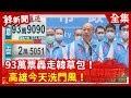 【辣新聞152】93萬票轟走韓草包!高雄今天洗門風! 2020.06.06