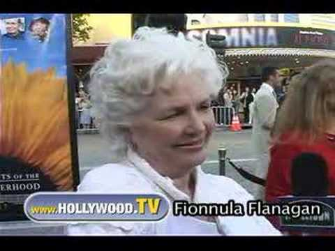 Fionnula Flanagan Spiritual Side of Hollywood