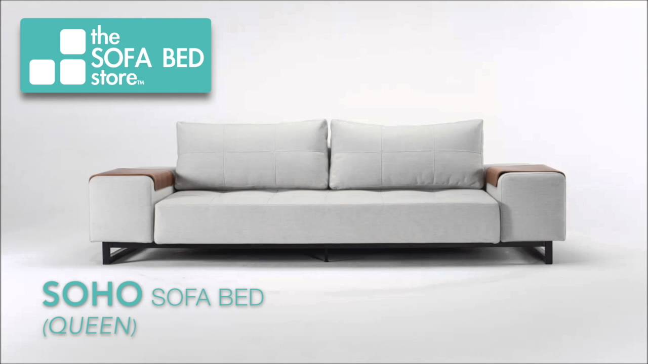 The Soho Sofa Bed (Queen)
