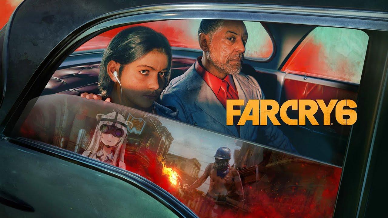 [Far Cry 6]Become a guerrilla warrior in a tropical paradise-Far Cry 6[Shishiro Botan / Holo Live]