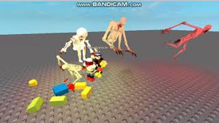 (Old) MOST VIEWED. Roblox - SCP-096 & Papyrus killing Makz/GrowtopiaJe.