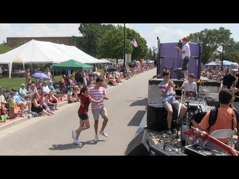 Box On Band - 2017 - Polka Down Pulaski Street - Pulaski Wisconson