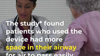 Aerobika* Device And COPD