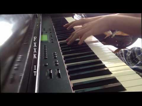 BIGBANG (빅뱅) - Last Dance x FXXK IT x Haru Haru (Piano)