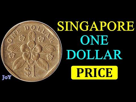 SINGAPORE ONE DOLLAR MARKET PRICE