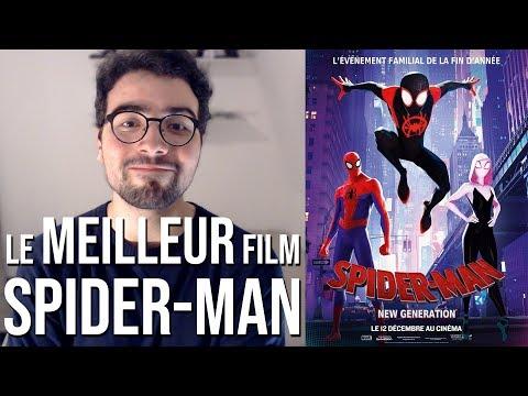 SPIDER-MAN: NEW GENERATION | Critique à chaud (spoilers à 6:44)