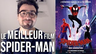 review spider-man new generation