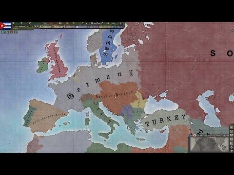 HOI3: Axis Austria-Hungary in WW2
