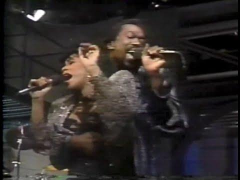 Ashford & Simpson on Late Night, August 14, 1986