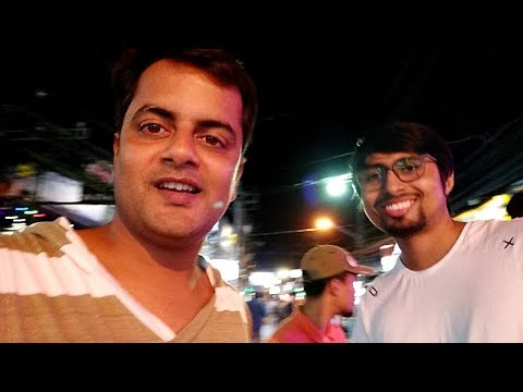 Phuket Bangla Road Vs Pattaya Walking Street | Thailand