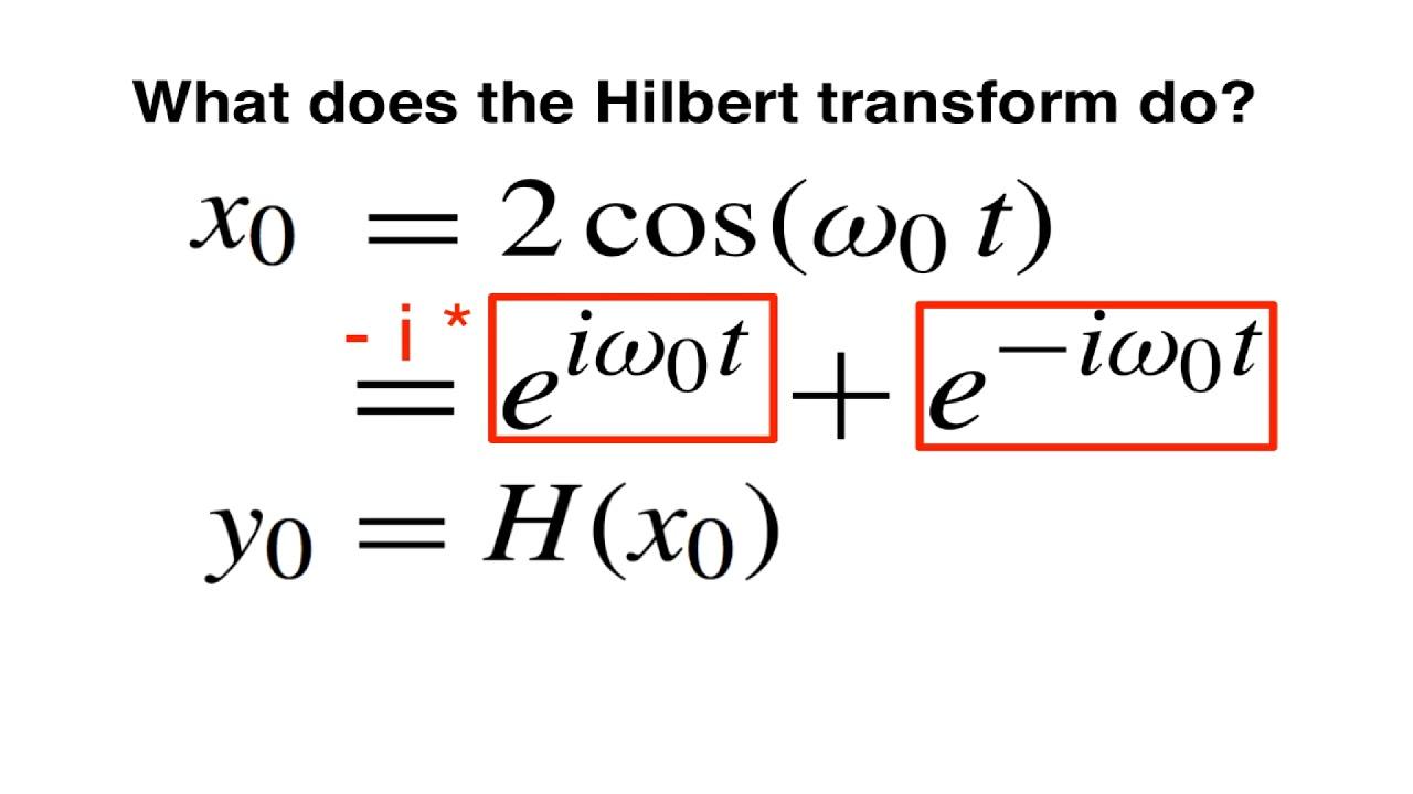 Homebrew SDR SSB Rig - Part 6a Hilbert Transform Filters by Charlie