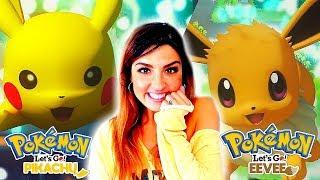 Pokémon Let's Go Pikachu/Evoli : tout ce qu'il faut savoir 🔥GAMEPLAY