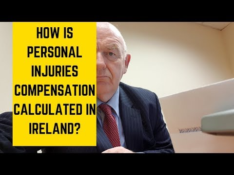 How is Personal Injuries Compensation Calculated in Ireland?