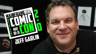 Jeff Garlin Interview at Mainframe Comic Con