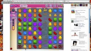 Candy Crush Saga level 211