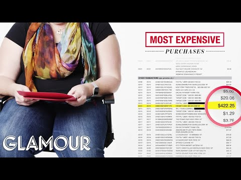 How One Woman Spends Her $140,000 Salary | Money Tours | Glamour