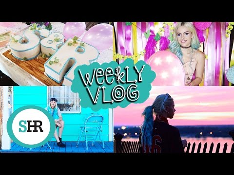 TREK AMERICA & MY ENGAGEMENT PARTY   Weekly Vlog #19