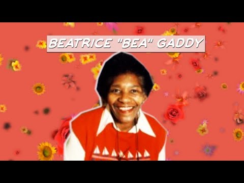 Black History Month: Bea Gaddy - The Mother Teresa of Baltimore