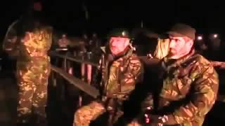 Новости Настоящие чеченцы за Украину  Война на донбассе
