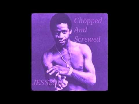Al Green - Love and Happiness - Chopped and Screwed
