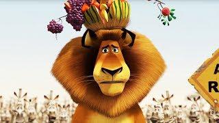 DreamWorks Madagascar   The Watering Hole Scene   Madagascar : Escape 2 Africa   Kids Movies