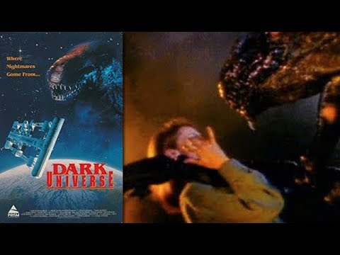 Dark Universe VHS Tape (1993)